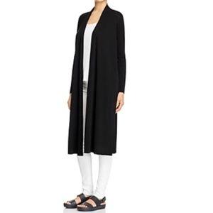 Eileen Fisher Stretch 100% Silk Kimono/Duster S